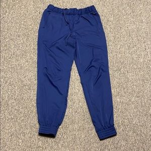 Navy blue scrub bottoms (lauderdale)